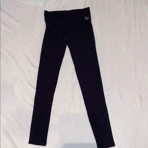 aeropostale yoga pants/leggings